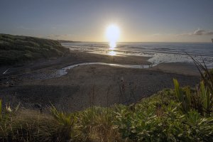 New Plymouth Back Beach